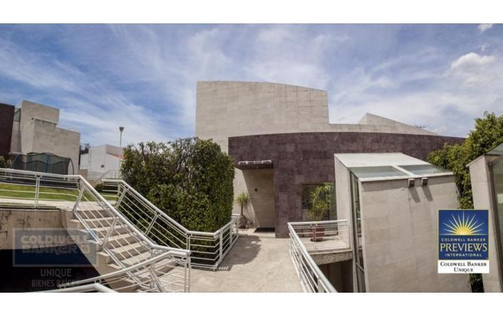 Foto de casa en condominio en venta en  , lomas country club, huixquilucan, méxico, 1968535 No. 01