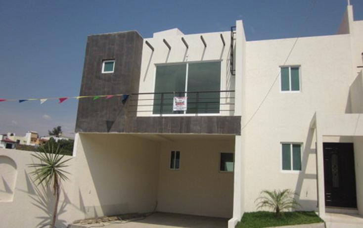 Foto de casa en venta en  , lomas de ahuatlán, cuernavaca, morelos, 1078929 No. 01