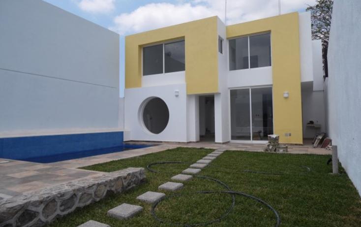 Foto de casa en venta en  , lomas de ahuatl?n, cuernavaca, morelos, 1097985 No. 01