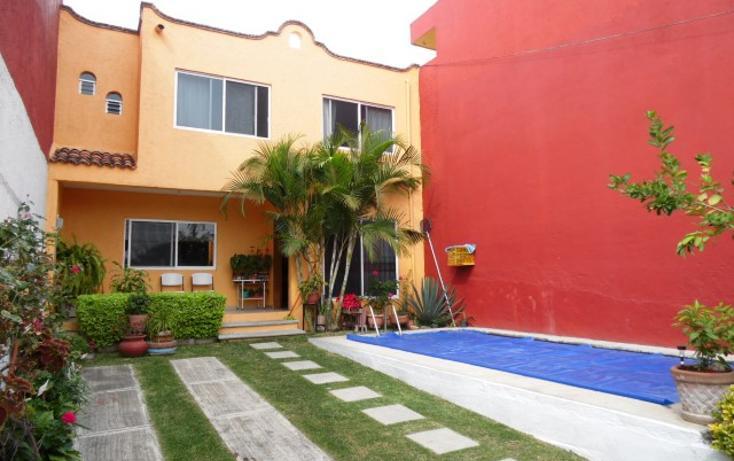 Foto de casa en venta en  , lomas de ahuatlán, cuernavaca, morelos, 1141525 No. 01