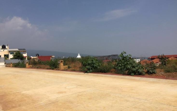 Foto de terreno habitacional en venta en  , lomas de ahuatlán, cuernavaca, morelos, 1145537 No. 07