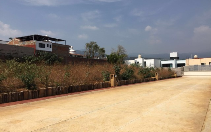 Foto de terreno habitacional en venta en  , lomas de ahuatlán, cuernavaca, morelos, 1145537 No. 08