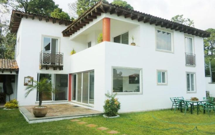 Foto de casa en venta en lomas de ahuatlan fraccionamiento 63, lomas de ahuatlán, cuernavaca, morelos, 406087 No. 01