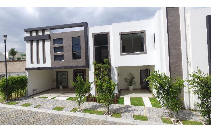 Foto de casa en venta en  , lomas de angelópolis closster 10 10 10 a, san andrés cholula, puebla, 1112573 No. 01