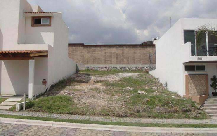 Foto de terreno habitacional en venta en, lomas de angelópolis closster 10 10 10, san andrés cholula, puebla, 1717898 no 01