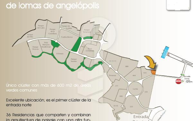 Foto de terreno habitacional en venta en  , lomas de angelópolis closster 12 12 12, san andrés cholula, puebla, 1233467 No. 01