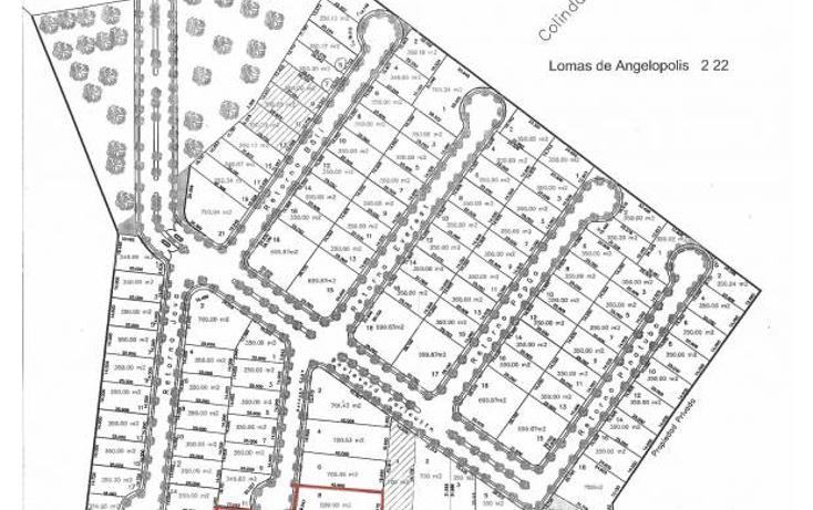 Foto de terreno habitacional en venta en  , lomas de angelópolis closster 12 12 12, san andrés cholula, puebla, 1233467 No. 02