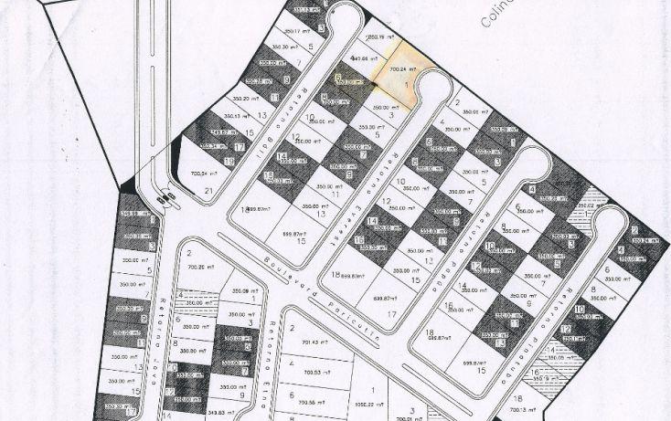 Foto de terreno habitacional en venta en, lomas de angelópolis closster 222 a, san andrés cholula, puebla, 1723312 no 03