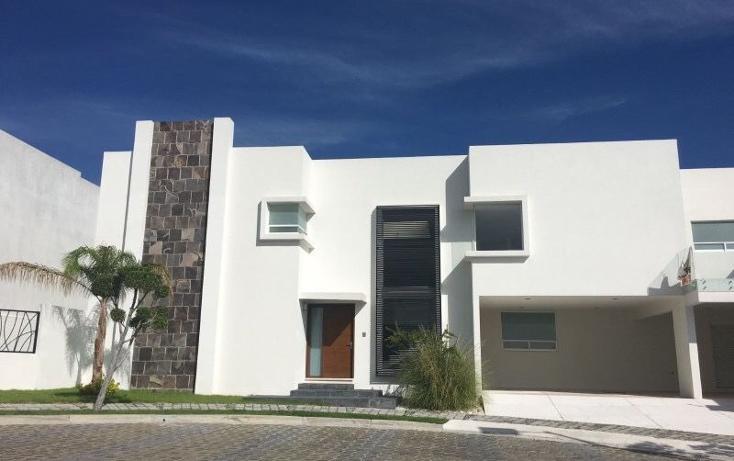 Foto de casa en venta en  , lomas de angelópolis closster 222, san andrés cholula, puebla, 1084755 No. 01