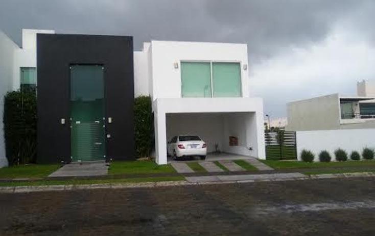 Foto de casa en renta en  , lomas de angelópolis closster 222, san andrés cholula, puebla, 1992120 No. 01