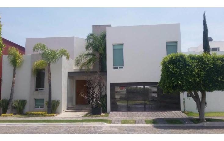 Foto de casa en venta en  , lomas de angelópolis closster 333, san andrés cholula, puebla, 1776788 No. 01