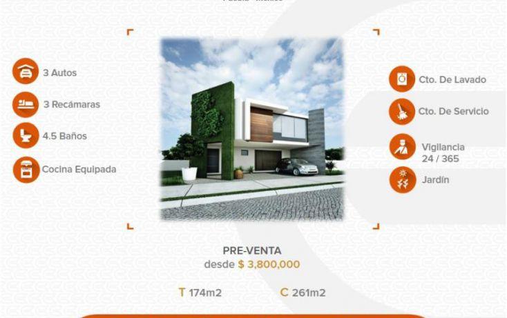 Foto de casa en venta en, lomas de angelópolis closster 777, san andrés cholula, puebla, 1022311 no 01