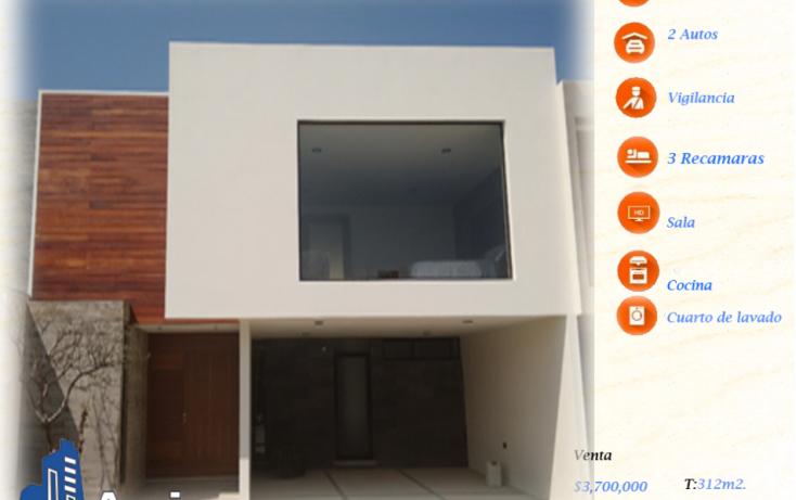 Foto de casa en venta en, lomas de angelópolis closster 777, san andrés cholula, puebla, 1442297 no 01