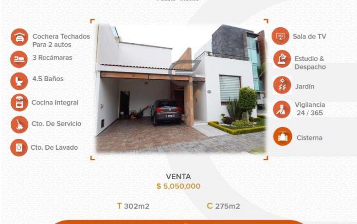 Foto de casa en venta en, lomas de angelópolis closster 777, san andrés cholula, puebla, 1457921 no 01