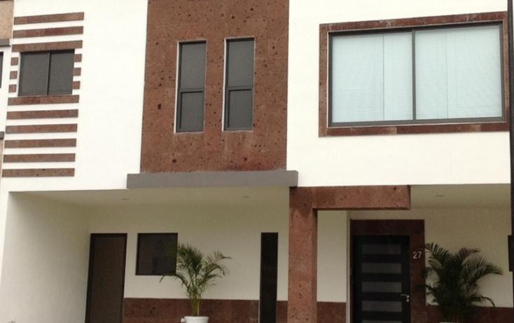 Foto de casa en venta en  , lomas de angelópolis ii, san andrés cholula, puebla, 1001161 No. 01