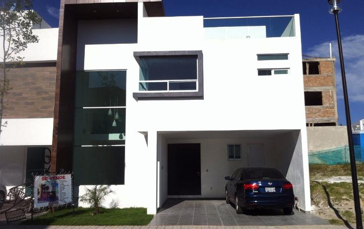 Foto de casa en venta en  , lomas de angelópolis ii, san andrés cholula, puebla, 1045889 No. 01