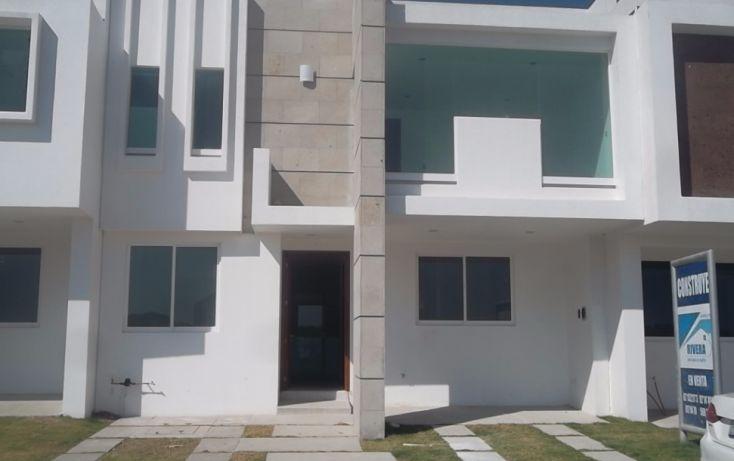 Foto de casa en condominio en renta en, lomas de angelópolis ii, san andrés cholula, puebla, 1074179 no 01