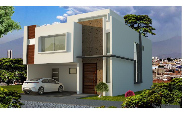 Foto de casa en venta en  , lomas de angelópolis ii, san andrés cholula, puebla, 1166253 No. 01