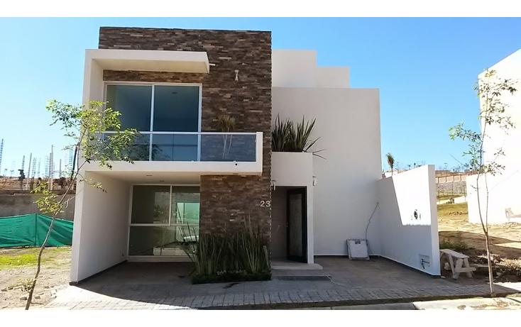Foto de casa en venta en  , lomas de angelópolis ii, san andrés cholula, puebla, 1312383 No. 01