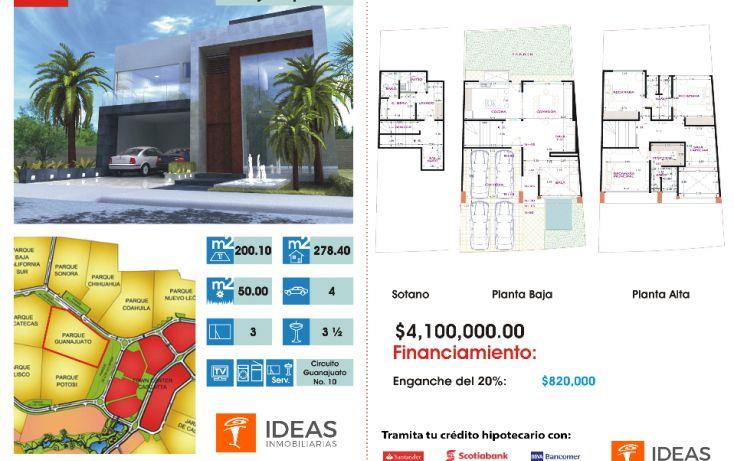 Foto de casa en condominio en venta en, lomas de angelópolis ii, san andrés cholula, puebla, 1357019 no 01