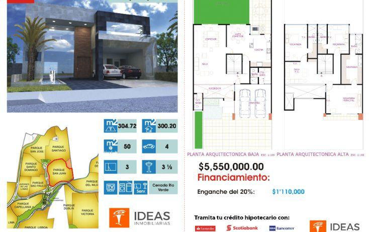 Foto de casa en condominio en venta en, lomas de angelópolis ii, san andrés cholula, puebla, 1357019 no 02