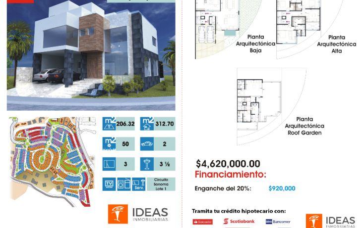 Foto de casa en condominio en venta en, lomas de angelópolis ii, san andrés cholula, puebla, 1357019 no 05