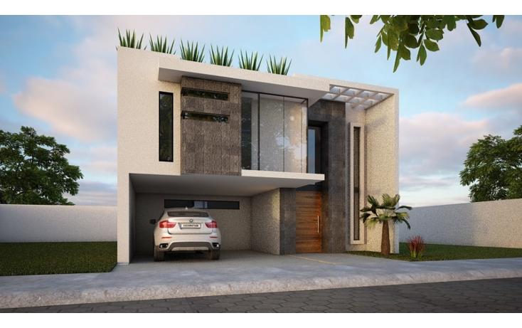 Foto de casa en venta en  , lomas de angelópolis ii, san andrés cholula, puebla, 1437999 No. 01