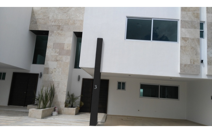 Foto de casa en venta en  , lomas de angelópolis ii, san andrés cholula, puebla, 1520433 No. 01