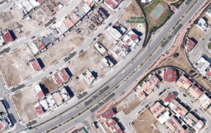 Foto de terreno habitacional en venta en, lomas de angelópolis ii, san andrés cholula, puebla, 1549582 no 01
