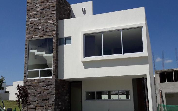 Foto de casa en venta en  , lomas de angelópolis ii, san andrés cholula, puebla, 1625510 No. 01