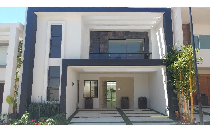 Foto de casa en venta en  , lomas de angelópolis ii, san andrés cholula, puebla, 1631190 No. 01