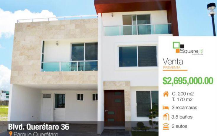 Foto de casa en venta en, lomas de angelópolis ii, san andrés cholula, puebla, 1673060 no 01