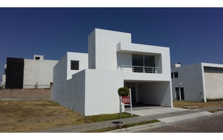 Foto de casa en venta en  , lomas de angelópolis ii, san andrés cholula, puebla, 1962331 No. 01