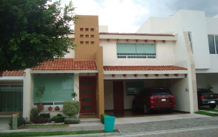 Foto de casa en condominio en renta en, lomas de angelópolis ii, san andrés cholula, puebla, 1983116 no 01
