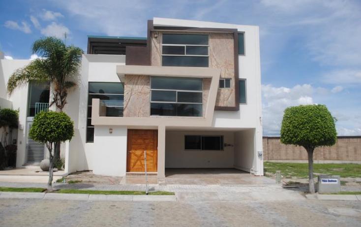Foto de casa en venta en  , lomas de angelópolis ii, san andrés cholula, puebla, 1996950 No. 01