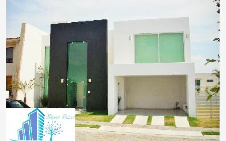 Foto de casa en renta en  , lomas de angelópolis ii, san andrés cholula, puebla, 2025024 No. 01