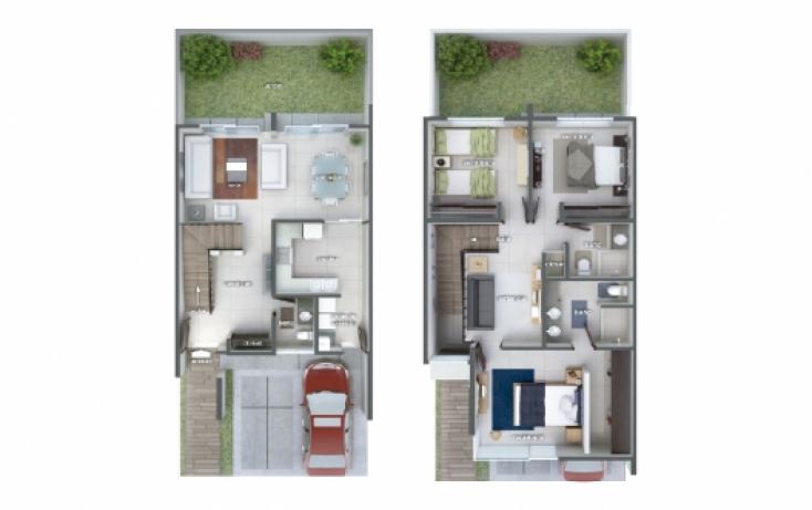 Foto de casa en condominio en venta en, lomas de angelópolis ii, san andrés cholula, puebla, 641825 no 03