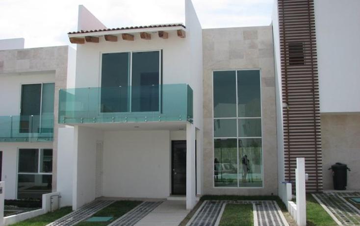 Foto de casa en venta en  , lomas de angelópolis ii, san andrés cholula, puebla, 800233 No. 01