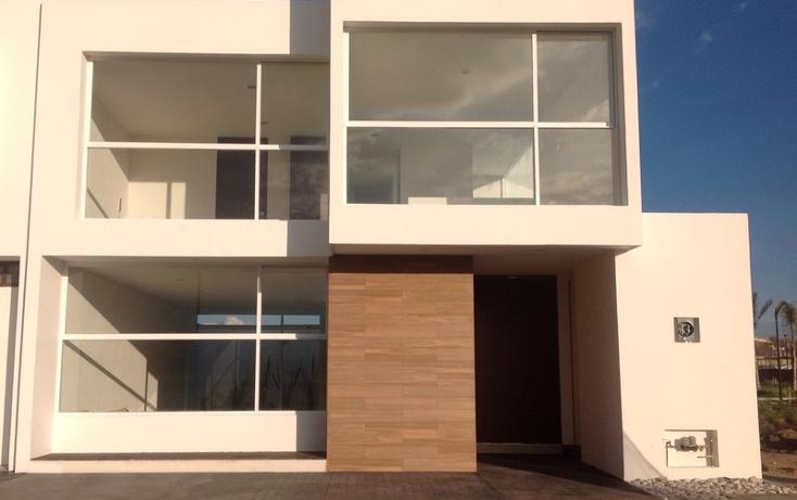 Foto de casa en venta en  , lomas de angelópolis ii, san andrés cholula, puebla, 974151 No. 01