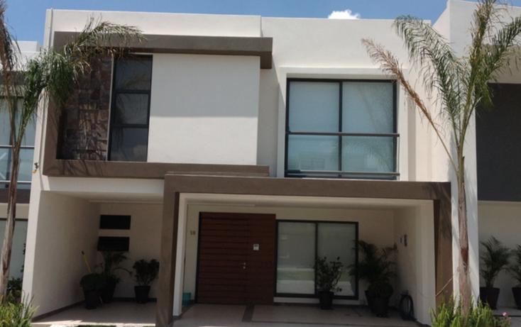 Foto de casa en venta en  , lomas de angelópolis ii, san andrés cholula, puebla, 978309 No. 01