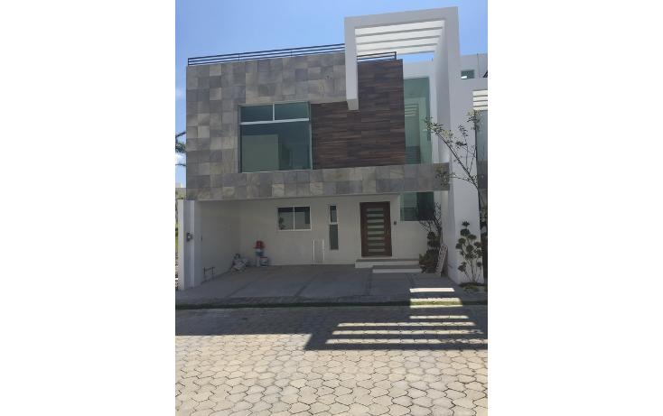 Foto de casa en venta en  , lomas de angelópolis privanza, san andrés cholula, puebla, 1403481 No. 01