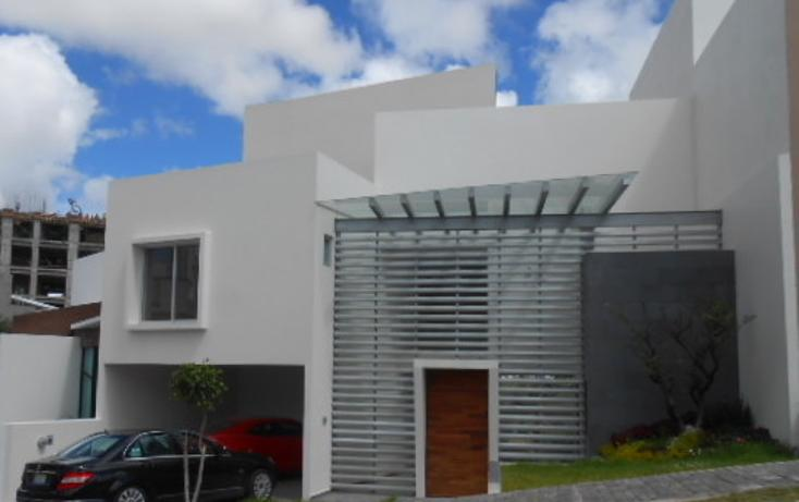 Foto de casa en venta en  , lomas de angelópolis privanza, san andrés cholula, puebla, 1440781 No. 01