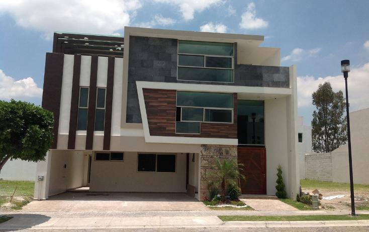 Foto de casa en venta en  , lomas de angelópolis privanza, san andrés cholula, puebla, 1478379 No. 01