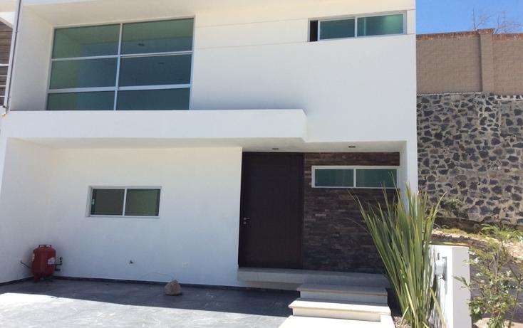Foto de casa en venta en  , lomas de angelópolis privanza, san andrés cholula, puebla, 1511701 No. 01