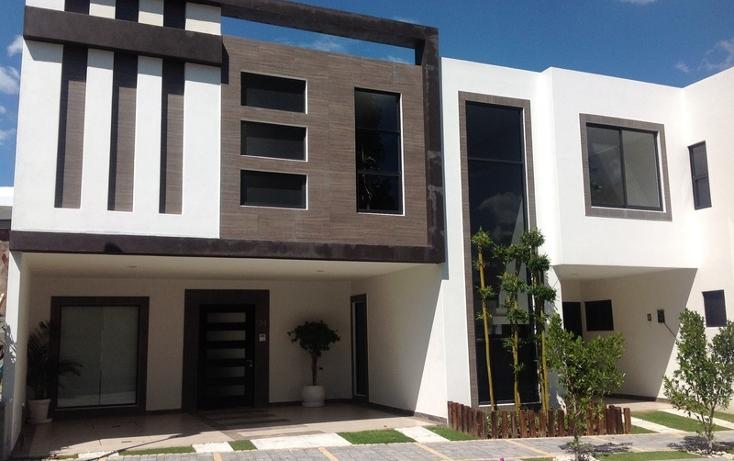 Foto de casa en venta en  , lomas de angelópolis privanza, san andrés cholula, puebla, 1545686 No. 01