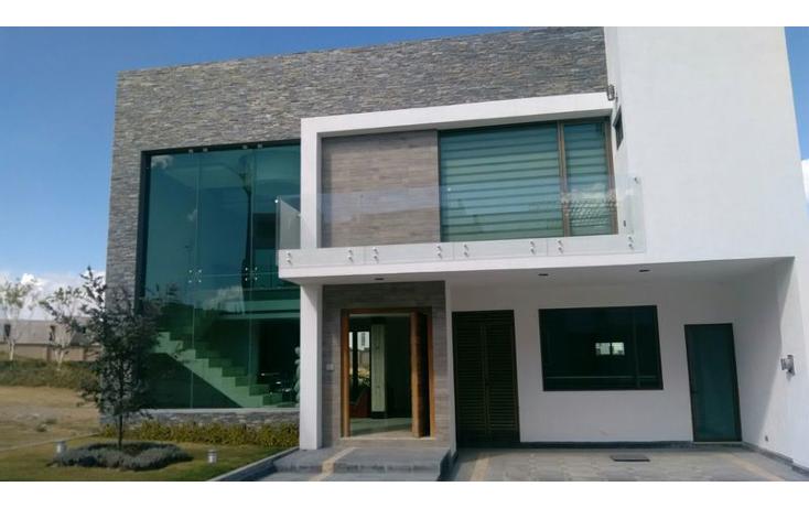 Foto de casa en venta en  , lomas de angelópolis privanza, san andrés cholula, puebla, 1584328 No. 01