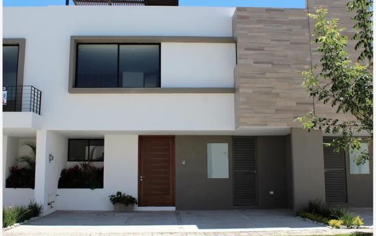 Foto de casa en venta en  , lomas de angelópolis privanza, san andrés cholula, puebla, 1607850 No. 01