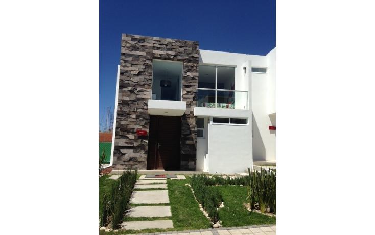 Foto de casa en venta en  , lomas de angelópolis privanza, san andrés cholula, puebla, 1707523 No. 01