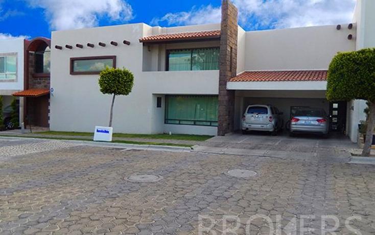 Foto de casa en venta en  , lomas de angelópolis privanza, san andrés cholula, puebla, 1939279 No. 01