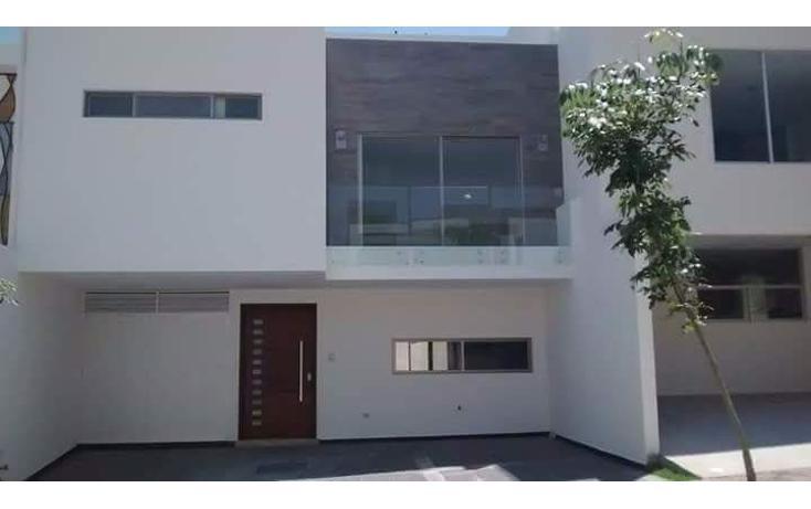 Foto de casa en venta en  , lomas de angelópolis privanza, san andrés cholula, puebla, 1958459 No. 01